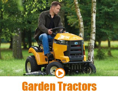 garden-tractors