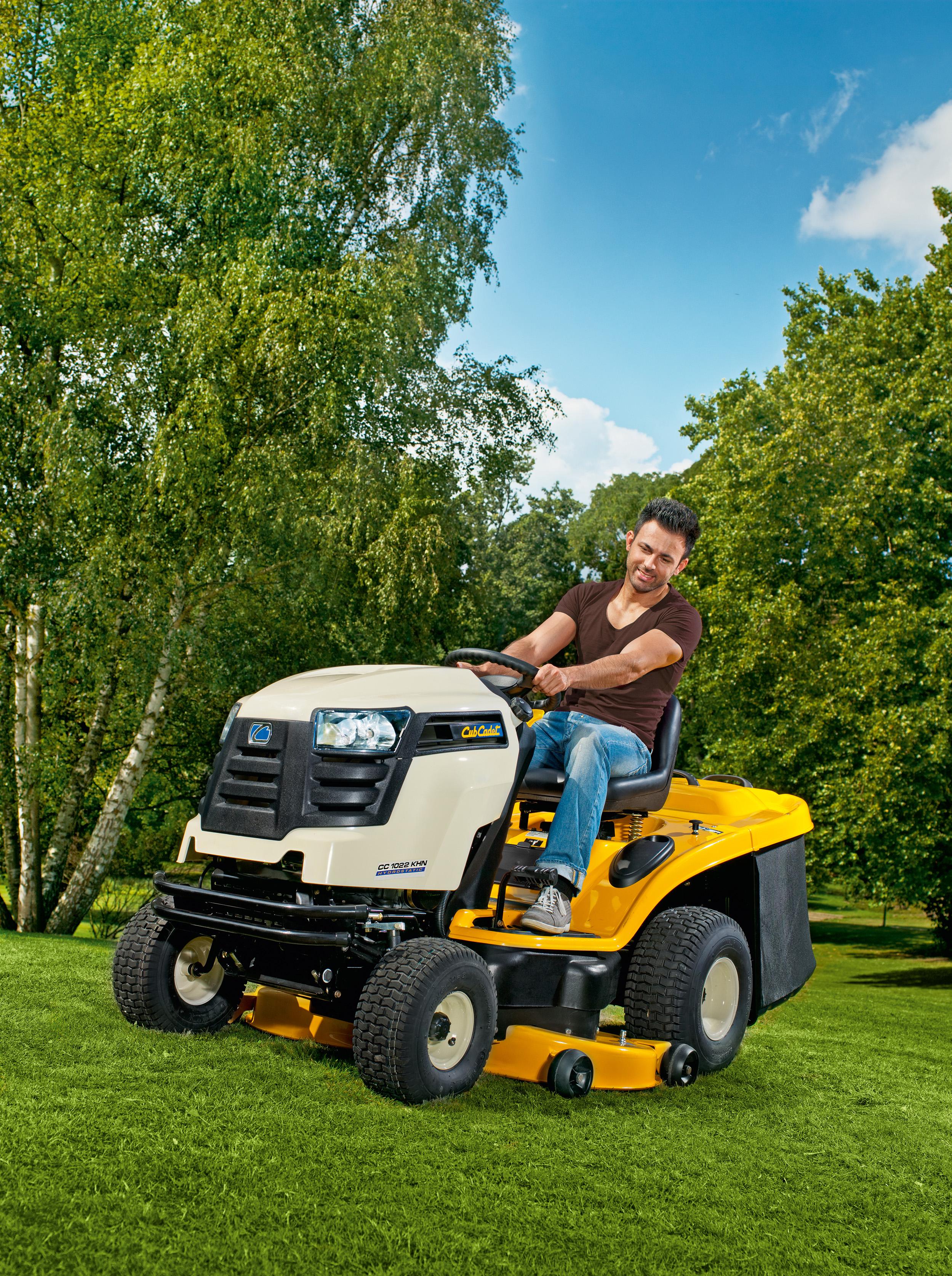 Garden Tractors