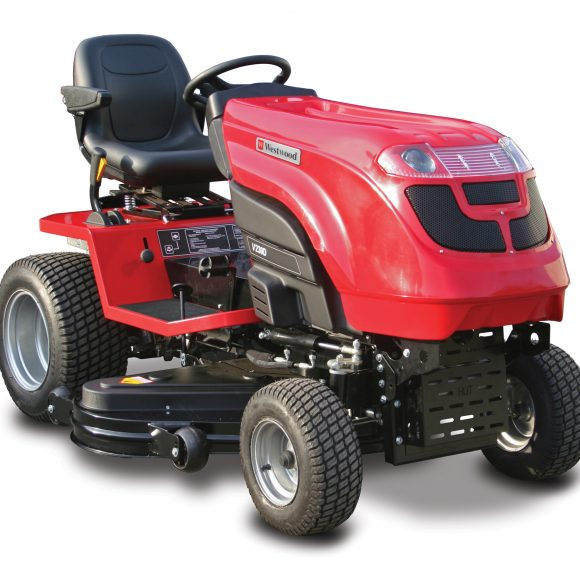 "Westwood V230D Diesel Garden Tractor with 50"" IBS Cutting Deck"