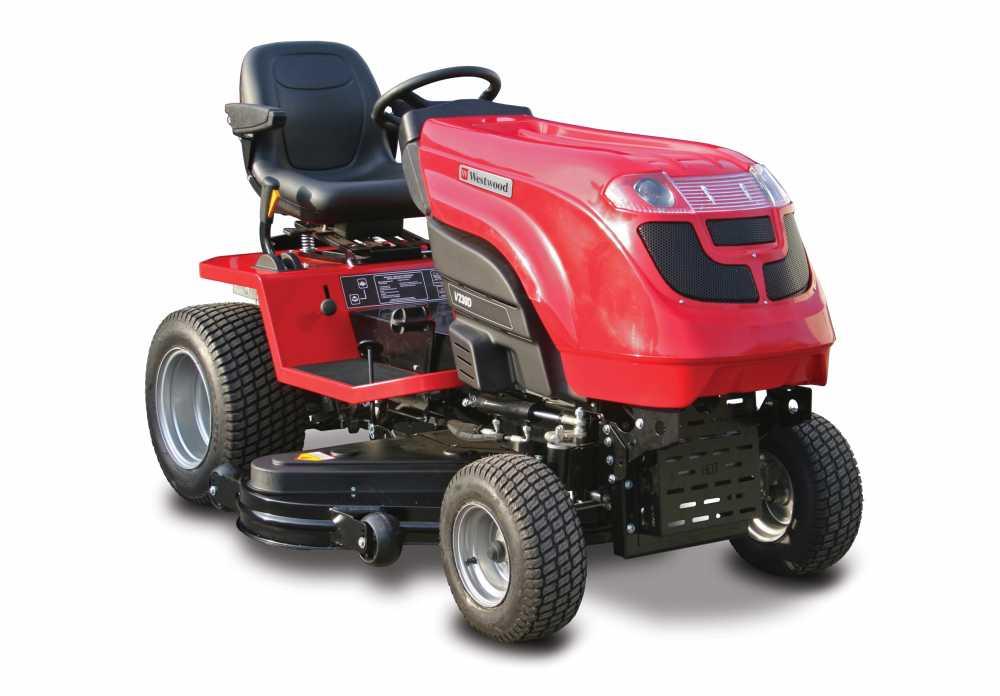 diesel garden tractor. Westwood V230D Diesel Garden Tractor With 50\