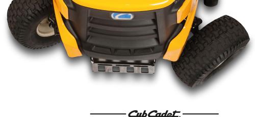 Cub Cadet XT Garden Tractor QR106