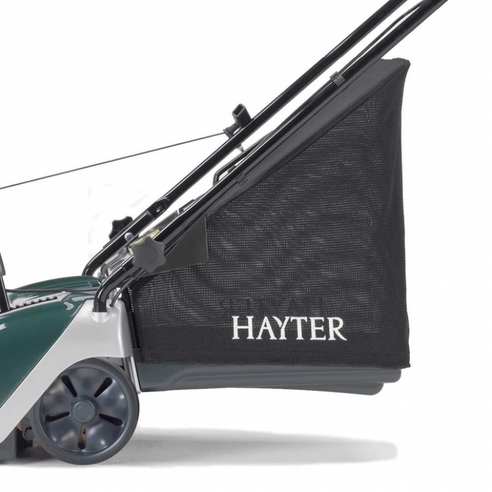 Hayter four wheel lawnmower
