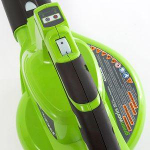 GreenWorks G-Max Blower Vacuum