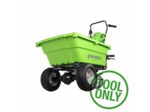 Greenworks G40GC Garden Cart
