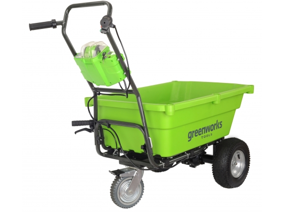Greenworks G40GC Garden Cart