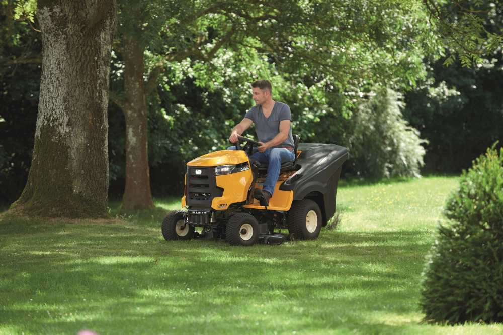 "The Cub Cadet XT1 OR106 is a 42"" (Tight Turn) Hydro Garden Tractor"