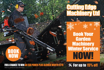 Book Your Winter Service in November For Your Chance To Win
