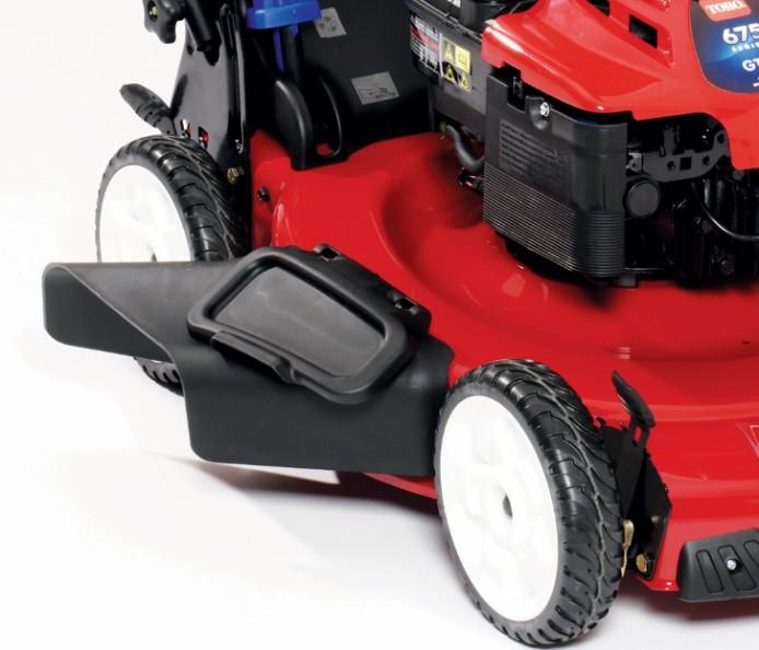 Toro 20897 Lawn Mower 53cm Super Bagger From Cutting Edge